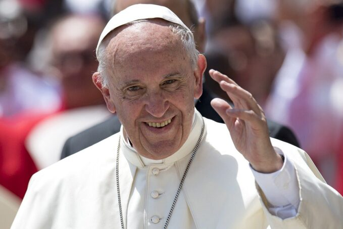 pope to caritas slovenia may the church be united By Vatican Radio staff writer