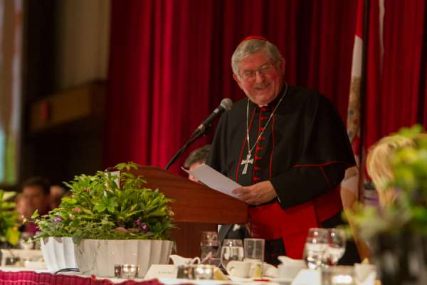 toronto cardinal rebukes catholic school board members for barring catechism reading CNA Staff, Nov 20, 2020 / 04:48 pm (CNA).- Cardinal Thomas Collins of Toronto has rebuked members of the local Catholic school board for refusing to allow a passage of the Catechism of the Catholic Church pertaining to ministry to people with same-sex attraction to be read during a recent meeting.