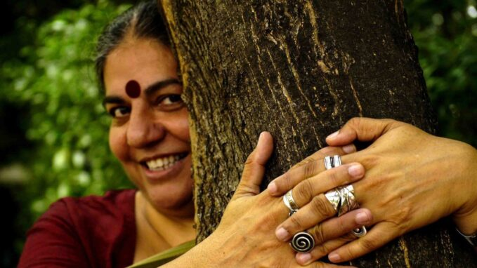 vandana shiva on how we risk becoming obsolete technology By Marco Bellizi