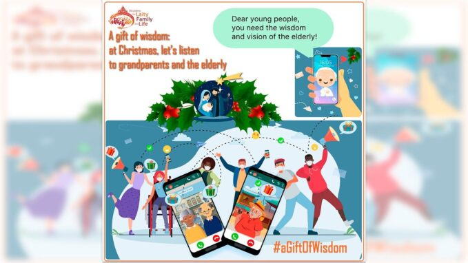 vatican launches agiftofwisdom campaign By Fr. Benedict Mayaki, SJ