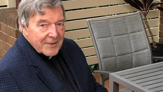 cardinal pell prison journal is a historic record and daily spiritual discipline Did you believe you would be in prison for the rest of your life, and was your book intended as a historic record or a daily spiritual discipline?