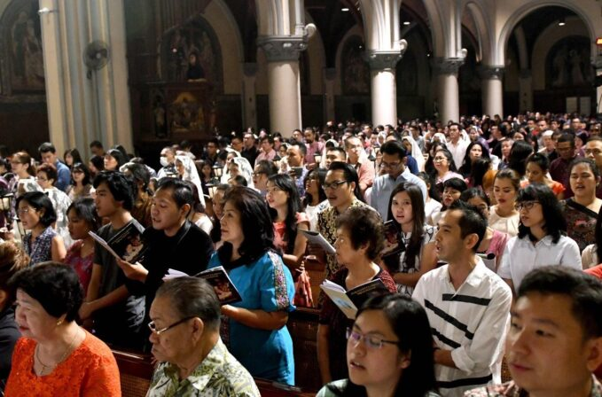 indonesian bishops urge catholics to vote wisely in regional elections By Vatican News