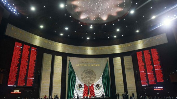mexico approves changes to its security laws By James Blears