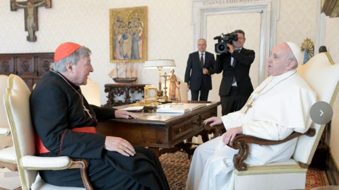 "pell surprised by technicolor criminality of vatican financial scandals CNA Staff, Nov 30, 2020 / 04:00 pm (CNA).- Cardinal George Pell has spoken of his surprise at the apparent extent of ""criminality"" involved in recent Vatican financial scandals."
