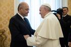 podcast can pope francis safely visit iraq Last week, the Vatican dropped a surprise announcement that Pope Francis would be visiting Iraq March 5-8, 2021. The announcement was surprising not least of all because of the ongoing pandemic and insurgency in the country.