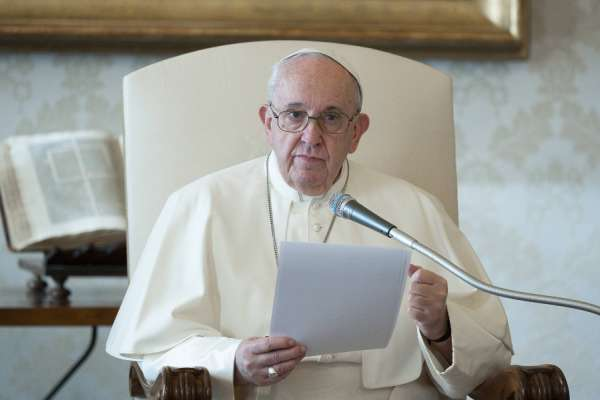 pope francis god is patient and never stops waiting for a sinners conversion Vatican City, Dec 2, 2020 / 04:00 am (CNA).- Pope Francis said Wednesday that God does not wait for us to stop sinning to start loving us, but always holds out hope for the conversion of even the most hardened sinner.