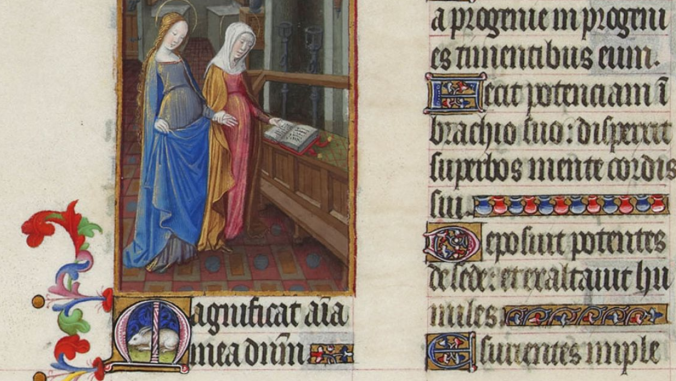 singing through advent part two the magnificat Some preliminary considerations