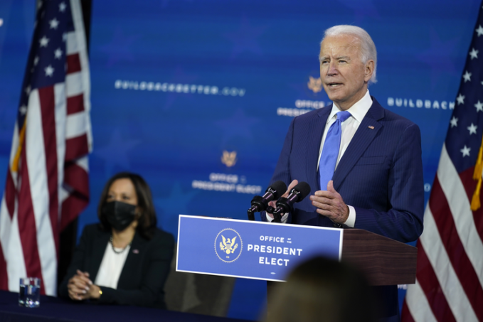 tell us what should president joe bidens first 100 days to look like The coronavirus pandemic. Health care. Race relations. Respect for democratic norms and institutions. Immigration. You told us these were the most important issues at stake in the 2020 election.