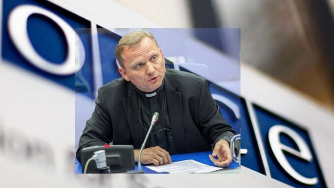 holy see to osce promote role of women in fostering peace and security By Vatican News staff writer