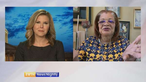 "martin luther king jr delivered a message of faith hope and love niece tells ewtn Washington D.C., Jan 15, 2021 / 05:23 pm (CNA).- In an interview with EWTN News Nightly (ENN), the niece of Reverend Martin Luther King Jr., Alveda King, highlighted that her famous uncle was a man of faith, who always looked for ""nonviolent and Bible-based"" solutions to the challenges of his time."