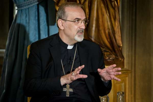 """patriarch pizzaballa clericalism is very evident in holy land CNA Staff, Jan 4, 2021 / 02:00 pm (CNA).- The Latin Patriarch of Jerusalem has said that clericalism is """"very evident"""" in the Holy Land."""
