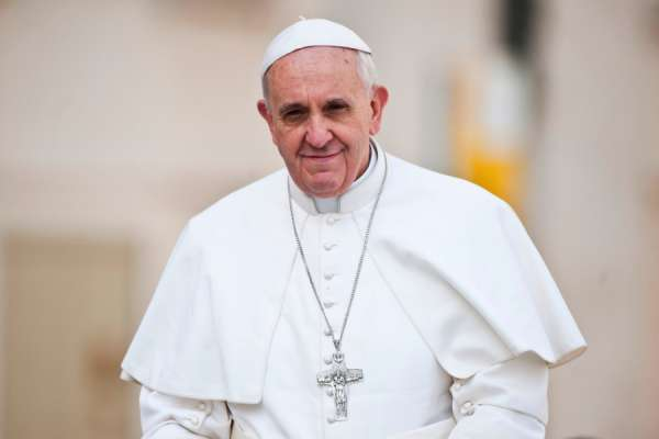 """pope francis appeals for fight against unacceptable poverty CNA Staff, Jan 29, 2021 / 12:00 pm (CNA).- Pope Francis encouraged Catholic organizations on Friday to continue to fight against """"unacceptable poverty."""""""