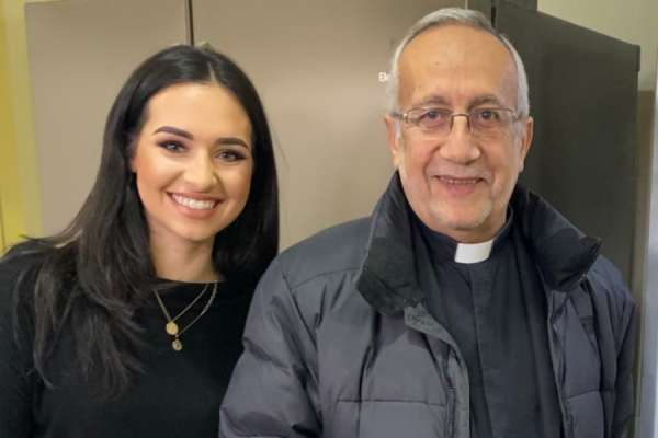 this is our mission catholic archbishop brings aid to suffering armenians CNA Staff, Jan 7, 2021 / 04:00 am (CNA).- Archbishop Raphael Minassian is a man of action who has little time for the formalities of ecclesiastical life.