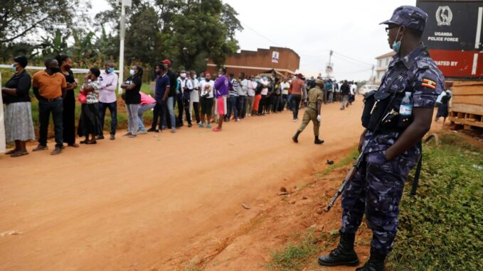 uganda goes to the polls in general elections Vatican News staff writer