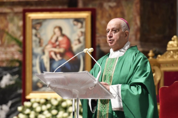 vatican archbishop turn off your phone and open the gospel Vatican City, Jan 24, 2021 / 04:00 am (CNA).- A Vatican archbishop urged Catholics to turn off their cell phones and open the Gospel instead as he celebrated Mass marking the Sunday of the Word of God.