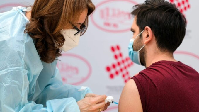 catholic leaders call on eu to speed up vaccine rollout By Devin Watkins