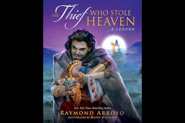 new book aims to tell legend of the good thief for kids CNA Staff, Feb 16, 2021 / 12:39 am (CNA).- EWTN host Raymond Arroyo is releasing a new children's book recounting the legend of The Good Thief, one of the men crucified alongside Jesus on Good Friday.