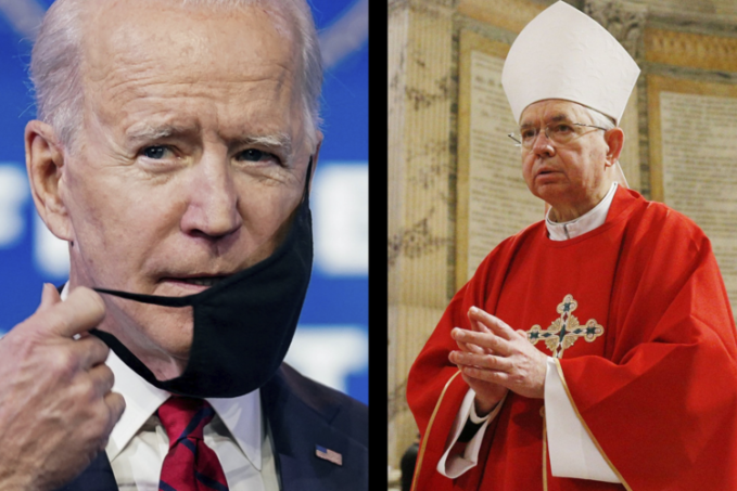 the media is playing up the conflict between joe biden and the u s bishops and its hurting both sides (RNS) — The American Catholic bishops have responded to the extraordinary number of executive orders from President Joe Biden with an extraordinary number of press releases of their own. The press releases are noteworthy not only in their number but also in their positive tone.