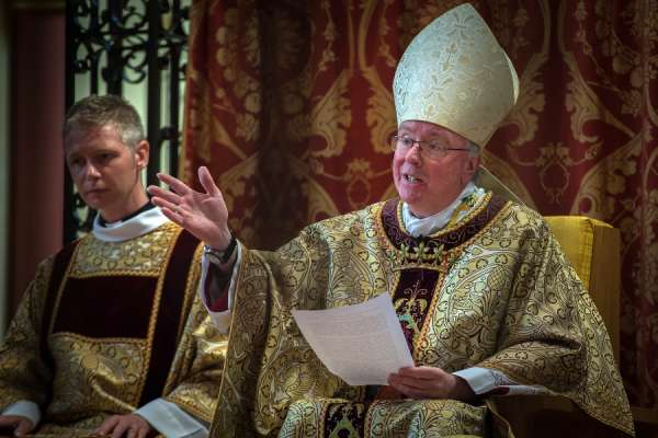 """english catholic bishop fears germanys synodal way will lead to de facto schism CNA Staff, Mar 17, 2021 / 05:00 am (CNA).- An English Catholic bishop said on Tuesday that he feared that the German Church's """"Synodal Way"""" would lead to a """"de facto schism."""""""