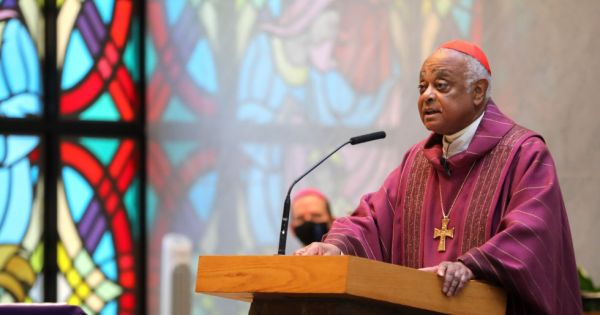 """gregory healing of americas soul needed to end racism Burke, Va. — In a major address on confronting the sin of racism and working for racial harmony, Washington Cardinal Wilton D. Gregory, the nation's first African American cardinal, said a """"healing of America's soul"""" is needed."""