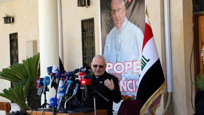 iraq cardinal sako says something has already changed in the nation By Stefano Leszczynski & Linda Bordoni