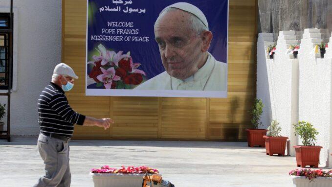 iraq crs preparing interreligious ground ahead of popes visit By Devin Watkins
