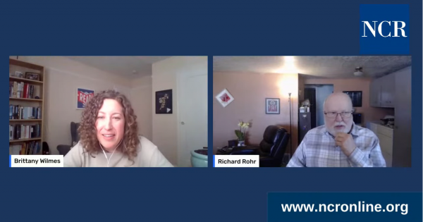 live soul seeing for lent with fr richard rohr In this live conversation, the final in a series of four, NCR engagement editor Brittany Wilmes speaks with Franciscan Fr. Richard Rohr about Lenten spirituality.