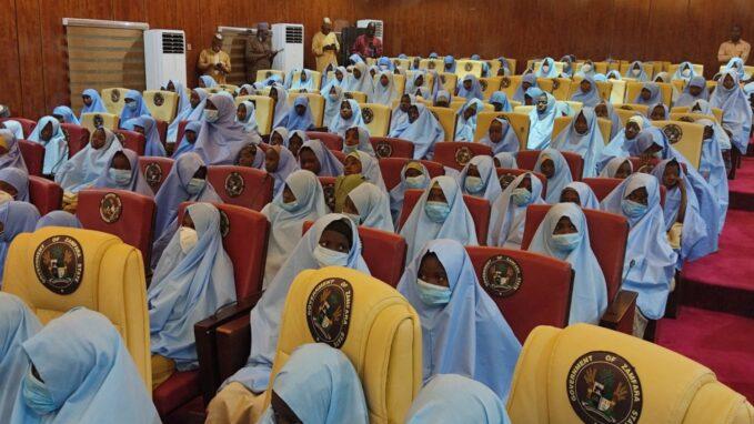 nigeria abducted jangebe schoolgirls released By Fr Benedict Mayaki, SJ