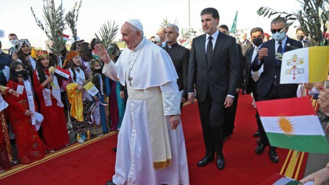 pope to visit iraqi cities of erbil mosul and qaraqosh on day 3 of apostolic visit By Fr. Benedict Mayaki, SJ