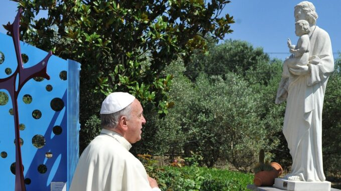 popes message for world vocations day st joseph a model of fidelity By Devin Watkins