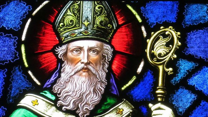 """remembering the real st patrick One of the original victims of the malaise that has brought us """"cancel culture"""" was St. Patrick, in that March 17 has nothing to do with the fifth-century missionary saint. A religious feast that was celebrated quietly for a thousand years in Ireland has become a roaring booze fest in America (at least it was in the pre-COVID world—some of the things COVID is killing may not be tragic losses). But, perhaps by a certain point of view and a keen eye for Divine Providence, St. Patrick's Day might yet, despite it all, have something to do with the missionary saint of the Emerald Isle."""
