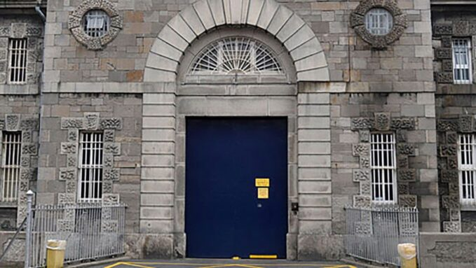 the prison chaplain in the covid era By Lydia O'Kane
