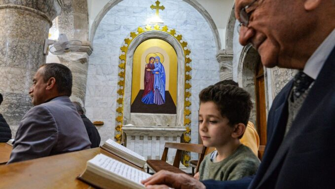 who are the christians of iraq a long history in a nutshell By Emil Anton