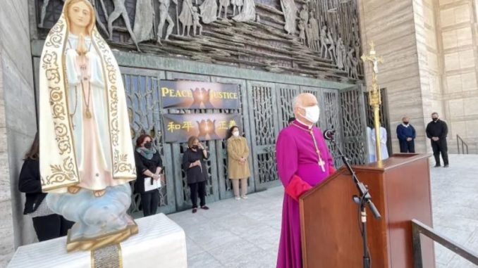 archbishop cordileone calls for inoculation against racism CNA Staff, Apr 12, 2021 / 17:51 pm (CNA).