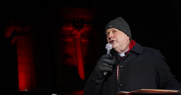 brooklyn priest named national director of pontifical mission societies Washington — Msgr. Kieran Harrington, vicar of communications for the Diocese of Brooklyn, New York, has been named national director of the Pontifical Mission Societies in the United States.