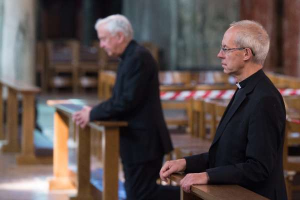 cardinal and archbishop of canterbury urge uk government not to cut foreign aid budget CNA Staff, Apr 6, 2021 / 06:25 am (CNA).- An English cardinal and the Archbishop of Canterbury urged the U.K. government Tuesday to reconsider plans to cut its foreign aid budget.