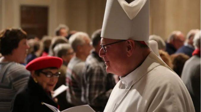 cardinal dolan implores catholics to return to sunday mass Washington D.C., Apr 7, 2021 / 14:22 pm America/Denver (CNA).