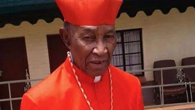 cardinal koto khoarai of lesotho passes away By Robin Gomes
