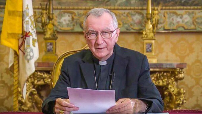 cardinal parolin multilateralism fraternity needed on path toward better society By Fr. Benedict Mayaki, SJ