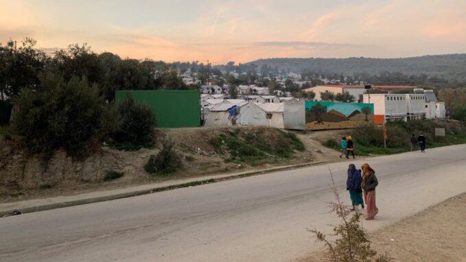 irish bishop criticizes delay in moria refugee relocation By Vatican News staff reporter