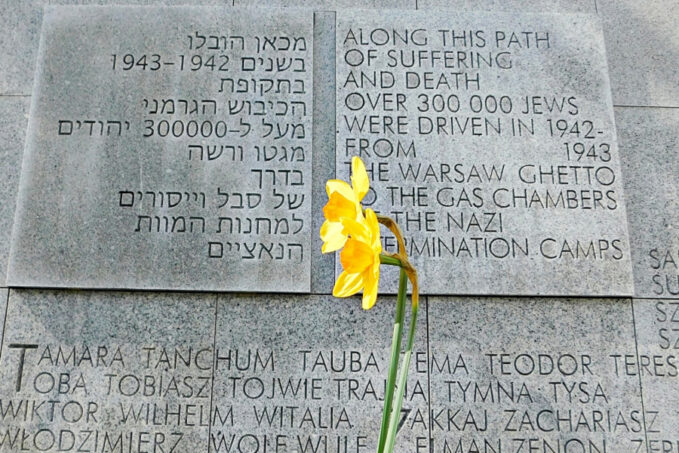 polish catholic bishop warsaw ghetto uprising anniversary is an appeal to love ones neighbor CNA Staff, Apr 19, 2021 / 13:00 pm (CNA).