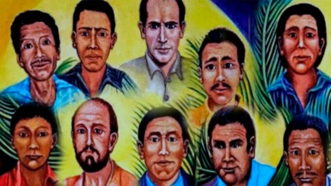 ten martyrs of quiche beatified in guatemala By Vatican News staff writer
