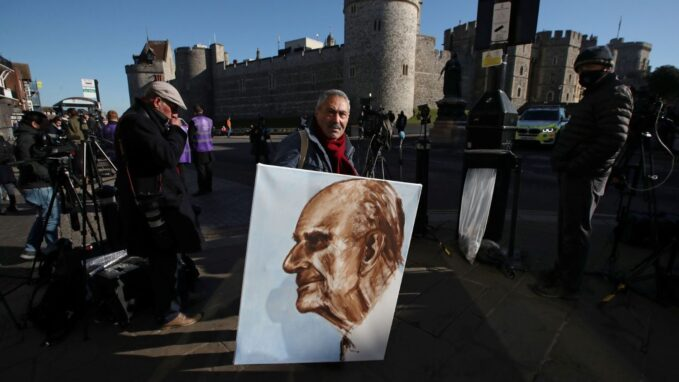 vatican pays tribute to prince philip By Vatican News staff writer