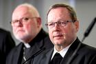 """catholic parishes in germany to include gay and lesbian couples in planned blessing services for lovers Bonn (KNA) """"Love wins"""" – that is the name of the initiative in which Catholic chaplains in parishes across Germany plan to invite people to """"blessing services for lovers"""" on and around May 10. It was launched in Hamburg at the weekend."""