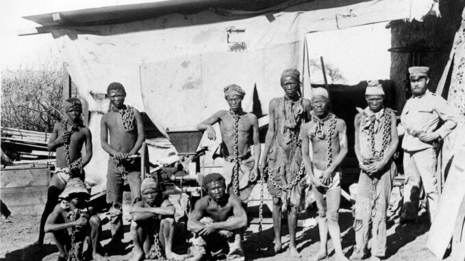 germany recognises colonialist massacres in namibia as genocide By Vatican News staff writer
