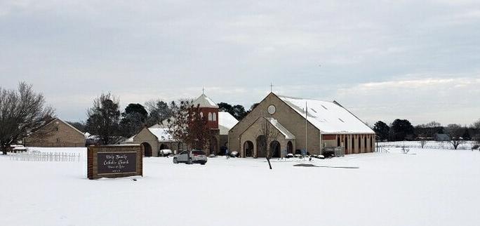 Holy Family Texas