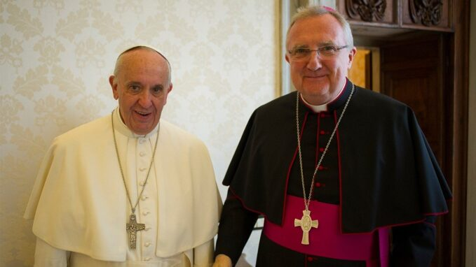 pope appoints leadership at congregation for divine worship By Vatican News staff writer