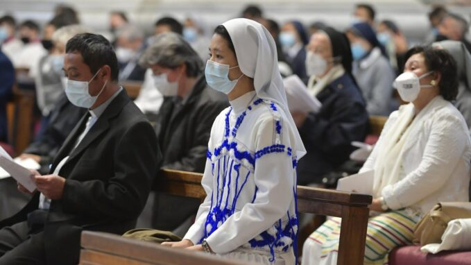 pope francis on myanmar may god convert all hearts to peace By Vatican News staff writer