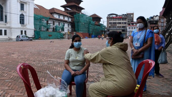 unicef south asias pandemic surge threatens lives of children mothers By Robin Gomes