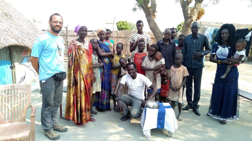 bishop elect invokes our ladys intercession for south sudan By Vatican News staff writer